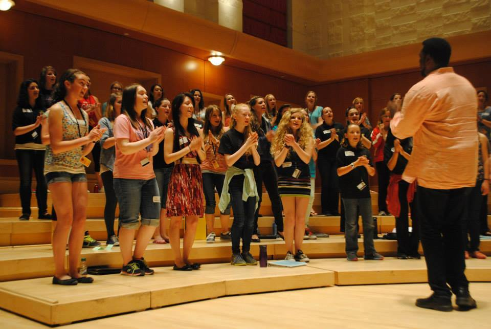 Youth Choir Festival NW - Exceptional Choral Events
